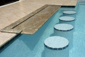 Features and Details #045 by Pools by John Clarkson