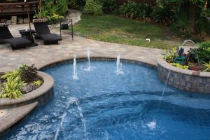 Features and Details #069 by Pools by John Clarkson