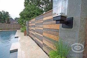 Features and Details #111 by Pools by John Clarkson