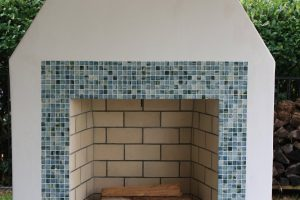 Fireplaces and Firepits #006 by Pools by John Clarkson