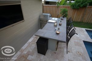 Kitchens and Grills #008 by Pools by John Clarkson