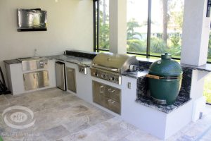 Kitchens and Grills #009 by Pools by John Clarkson