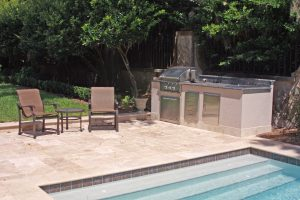 Kitchens and Grills #012 by Pools by John Clarkson