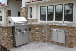 Kitchens and Grills #013 by Pools by John Clarkson