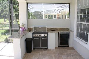 Kitchens and Grills #014 by Pools by John Clarkson