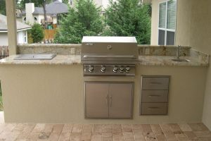 Kitchens and Grills #015 by Pools by John Clarkson