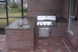 Kitchens and Grills #016 by Pools by John Clarkson