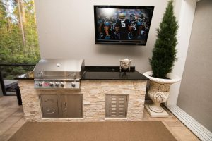 Kitchens and Grills #006 by Pools by John Clarkson