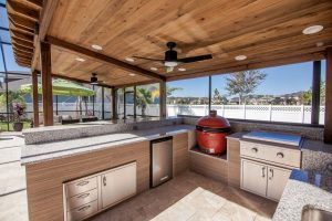 Kitchens and Grills #004 by Pools by John Clarkson