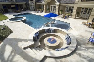Outdoor Living #024 by Pools by John Clarkson