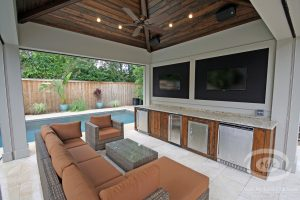 Outdoor Living #025 by Pools by John Clarkson