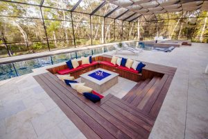 Outdoor Living #028 by Pools by John Clarkson