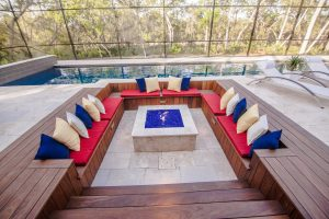 Outdoor Living #029 by Pools by John Clarkson