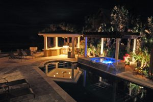 Outdoor Living #047 by Pools by John Clarkson