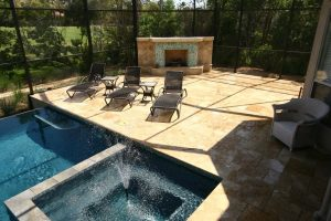 Outdoor Living #062 by Pools by John Clarkson