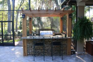Outdoor Living #064 by Pools by John Clarkson