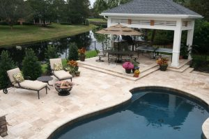 Outdoor Living #065 by Pools by John Clarkson