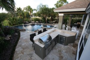 Outdoor Living #066 by Pools by John Clarkson