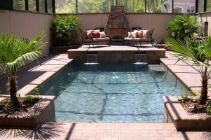 Outdoor Living #068 by Pools by John Clarkson