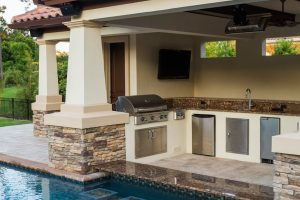 Outdoor Living #070 by Pools by John Clarkson