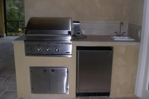 Kitchens and Grills #017 by Pools by John Clarkson