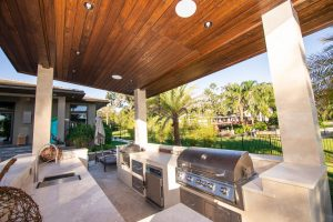 Outdoor Living #012 by Pools by John Clarkson