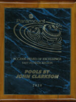 2020 Paramount PCC2000 Award of Excellence