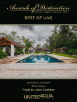 2021 Best of UAG Award - River House, Residential Concrete